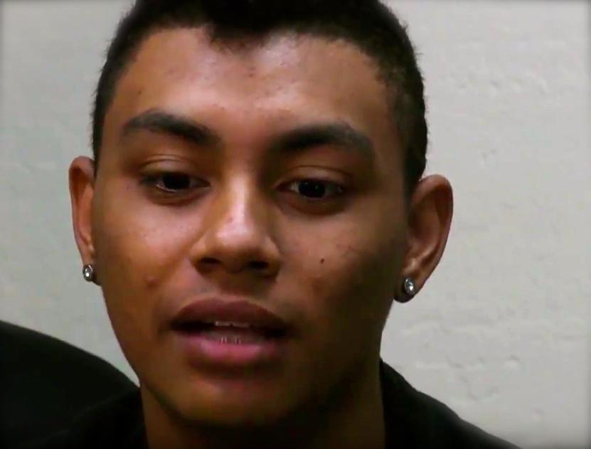 Anthony tells his adoption story